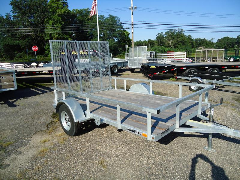 2017 Load Rite GALVANIZED UT-6.5X10 RAILGATE SPARE MOUNT