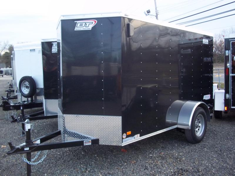 2017 Bravo Trailers 6X10SC SA V 6X APP Enclosed Cargo Trailer