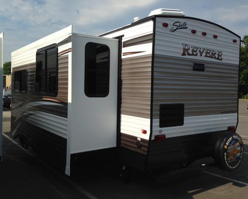 New 2016 Shasta REVERE RV 29RK Travel Trailer  Trailers