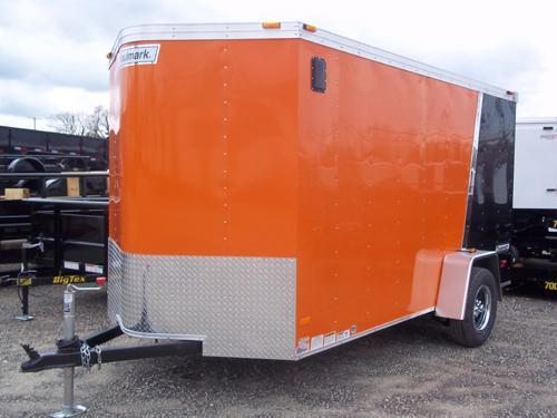 2015 Haulmark 6x12 TSTV DS2 Enclosed Cargo Trailer