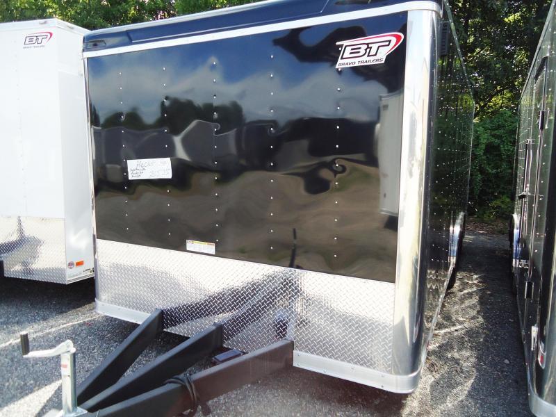 Bravo Trailers 8.5X20 ST TA3 54TUNG AUTO HD RAMP+ BLACK