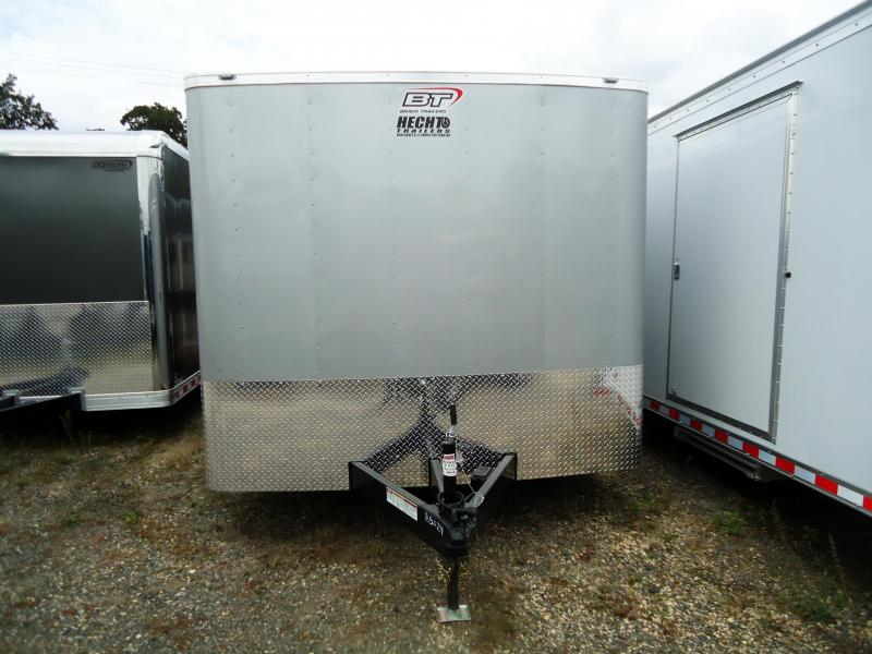 2019 Bravo Trailers 8.5X24 SC TA3 AUTO HD RAMP SILVER Car / Racing Trailer