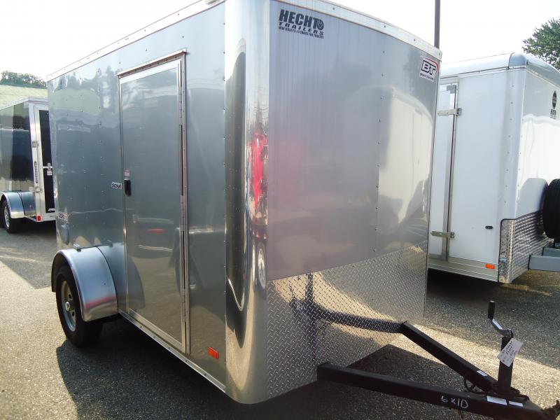 2015 Bravo Trailers 6x10 SC SA RAMP Enclosed Cargo Trailer