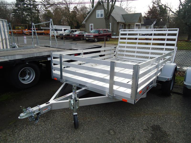 2016 Triton Trailers UT-6.5X10 AUT1082 SIDE KIT Utility Trailer