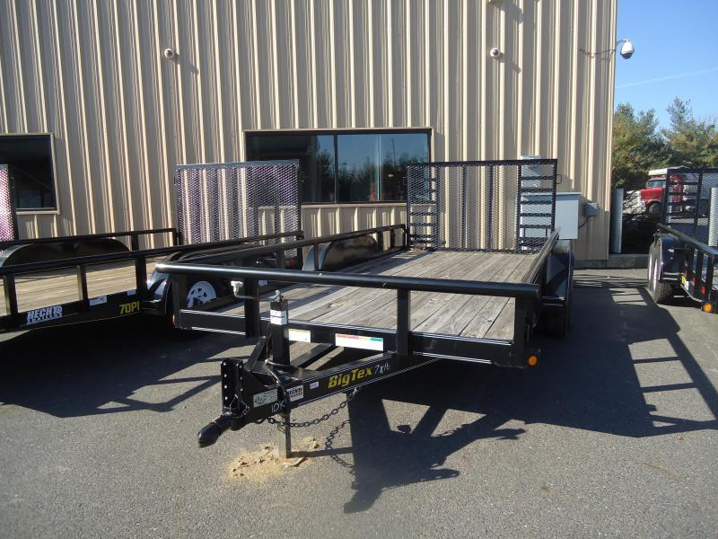2016 Big Tex Trailers UT-7X16 14PI-16BK4HDSAG Utility Trailer