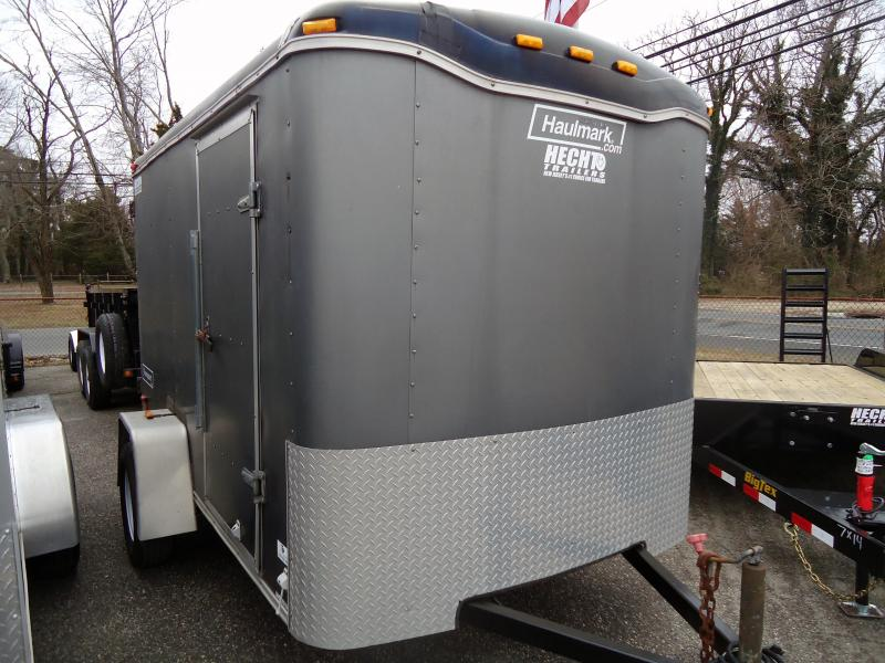 2005 USED Haulmark TST 6x10 Enclosed Cargo Trailer