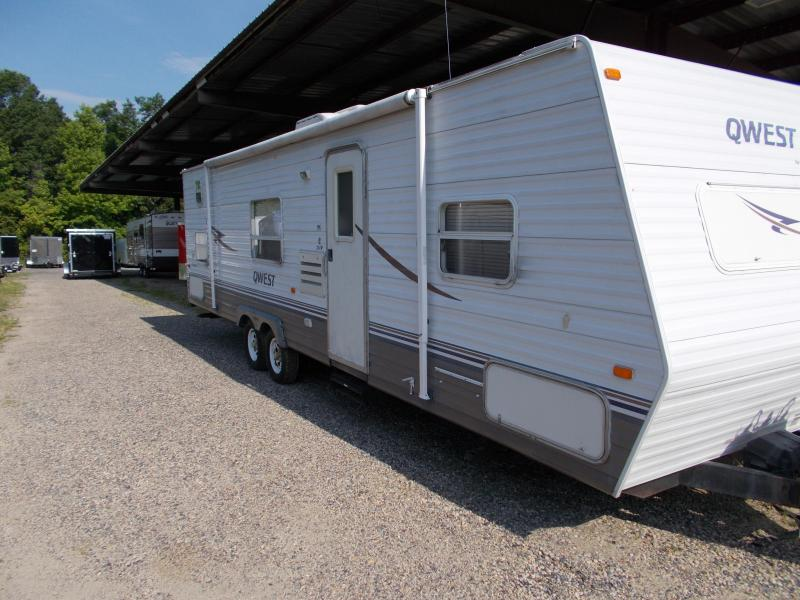 2003 JAYCO QWEST 324W Travel Trailer RV