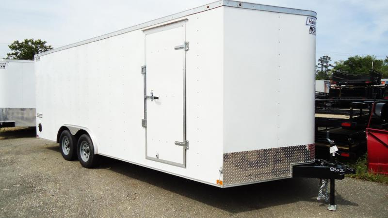 2019 Haulmark PP 8.5X20 T2 Enclosed Cargo Trailer