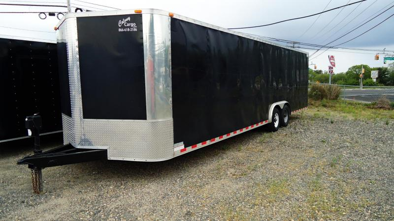 2016 Arising 8.5x28 VTRB Enclosed Cargo Trailer