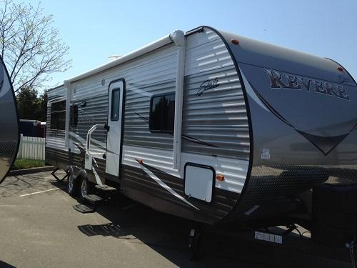 Perfect 2016 Shasta REVERE RV 29RK Travel Trailer  Trailers