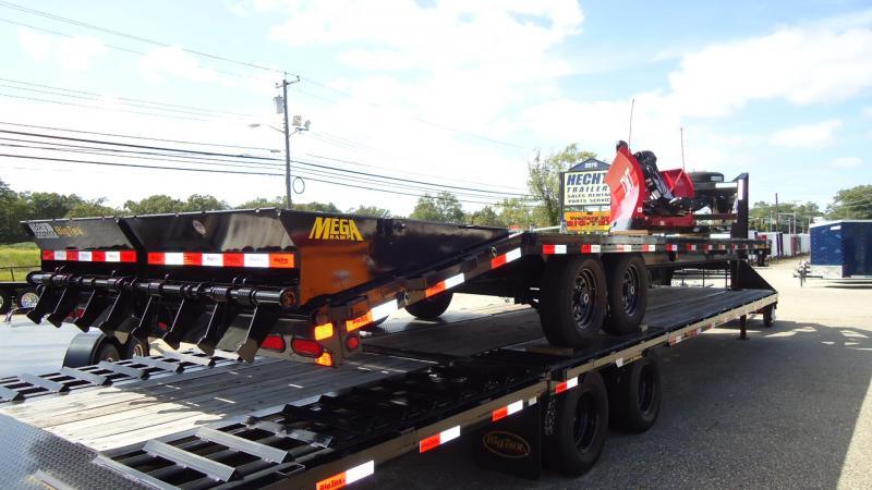 2020 Big Tex Trailers EH 8.5X30 14GN 25BK 5MR MEGA BLACK Equipment Trailer