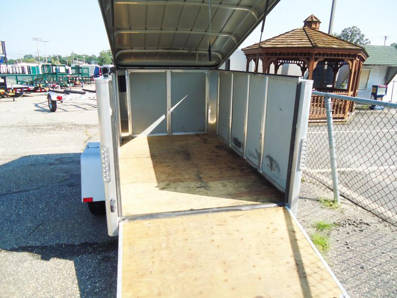 2011 Haulmark USED 5X8 FLEX Enclosed Cargo Trailer