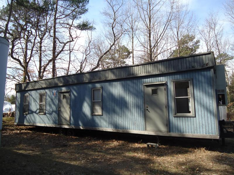 USED OFFICE TRAILERS
