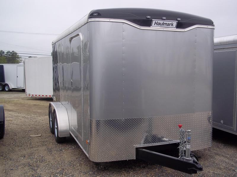 2016 Haulmark 7X14KD WT2 Enclosed Cargo Trailer