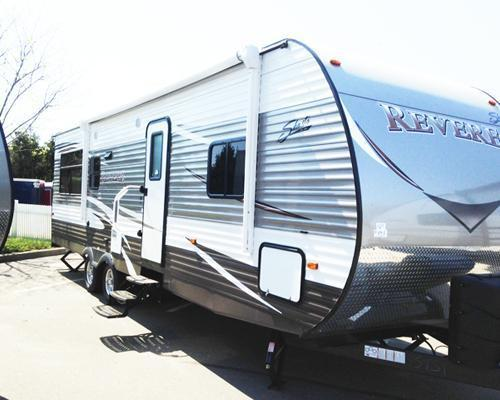 Simple 2016 Shasta REVERE RV 29RK Travel Trailer  Trailers