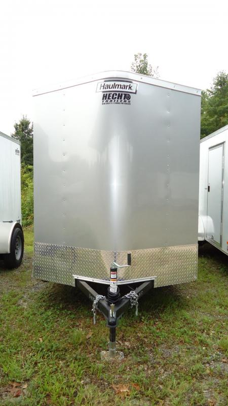 2019 Haulmark 6X10 PPT S2 SILVER Enclosed Cargo Trailer