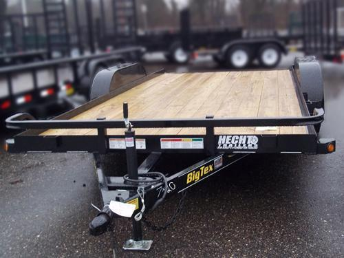 2015 Big Tex Trailers 7x20 70CH Car / Racing Trailer