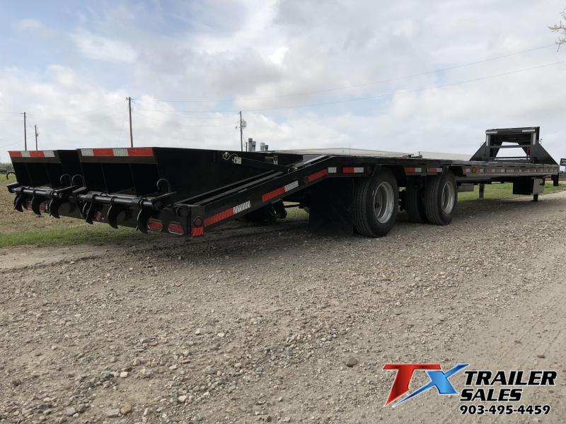 2020 East Texas 40k Gooseneck Flatbed Trailer