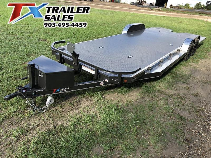 83 X 24 BP CARHAULER HAULER 7K Car / Racing Trailer