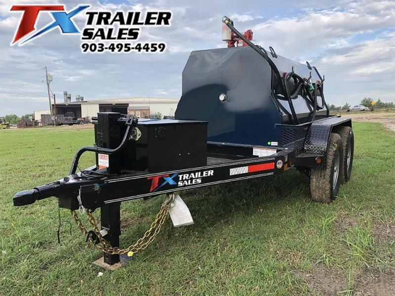 2020 East Texas 5 X 8 DIESEL TANK TRAILER WITH 600 GAL TANK 12K Other Trailer