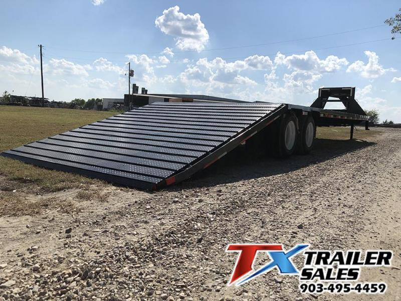 2020 East Texas 102 X 38 GN HD DECK OVER/HOT SHOT 30K Flatbed Trailer