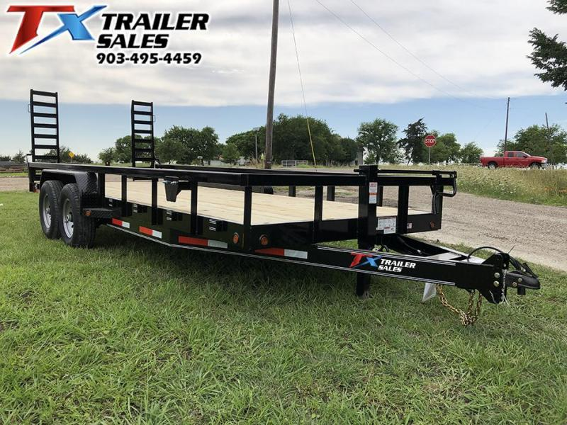 2020 East Texas 83 X 20 UTILITY 14K Utility Trailer