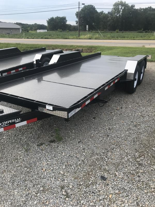 2020 Imperial Imperail 16+4 Tilt Equipment Trailer