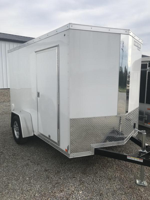 2019 Sure-Trac 6 x 10 Pro Series Wedge Cargo SA