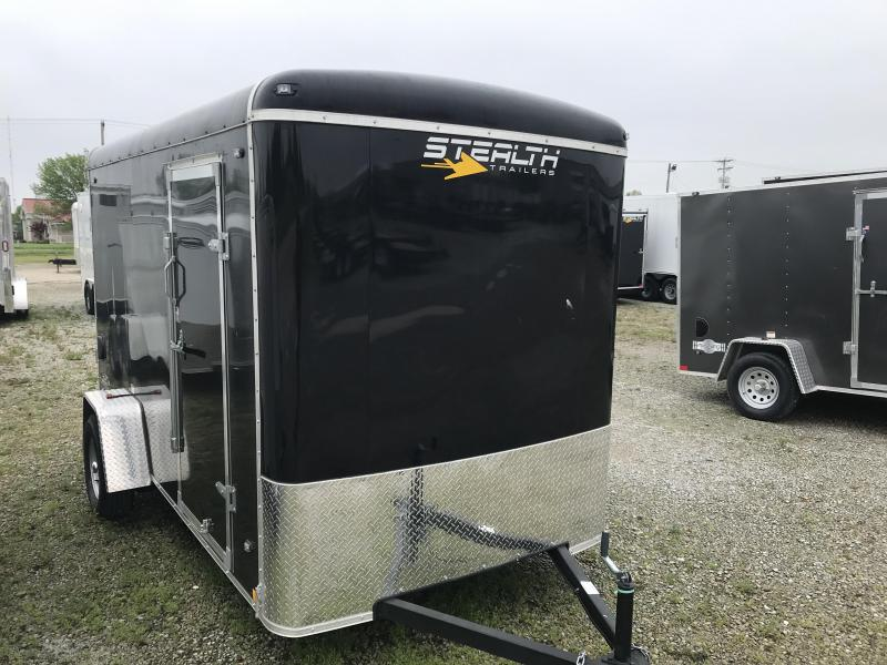 2019 Stealth Trailers SMSE610SA Enclosed Cargo Trailer