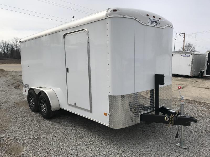 2018 Haulmark KD7x16WT2 Enclosed Cargo Trailer