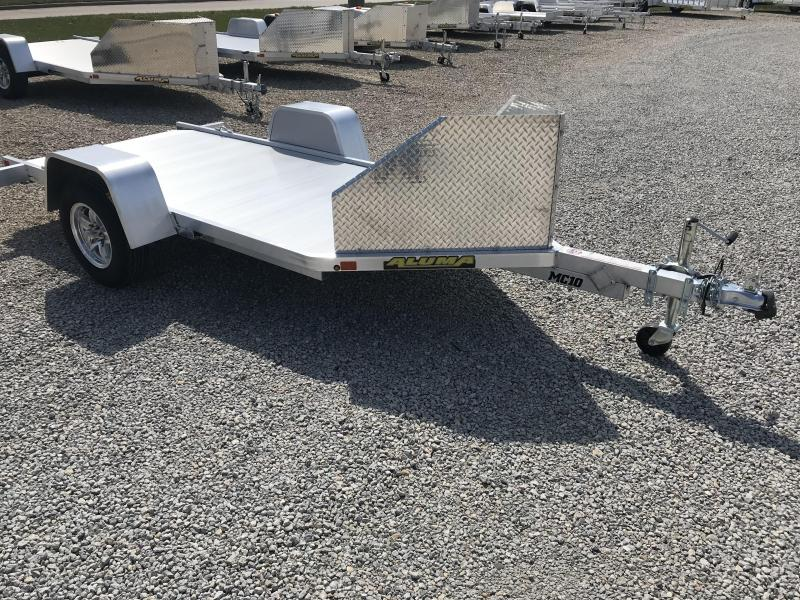 2019 Aluma MC10 Motorcycle Trailer Motorcycle Trailer