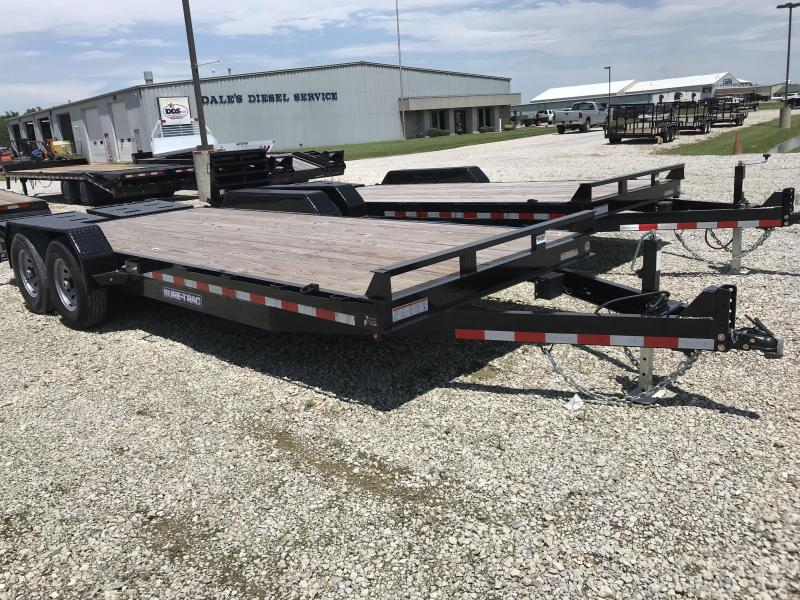 2019 Sure-Trac 7 x 17+3 Implement HD Univ Ramp 14K