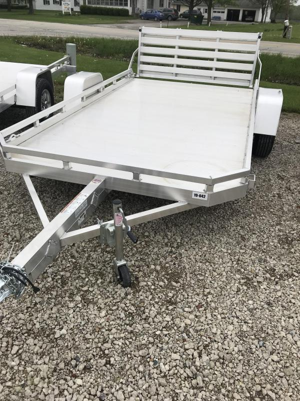 2020 Aluma 7814STILT Flatbed Trailer