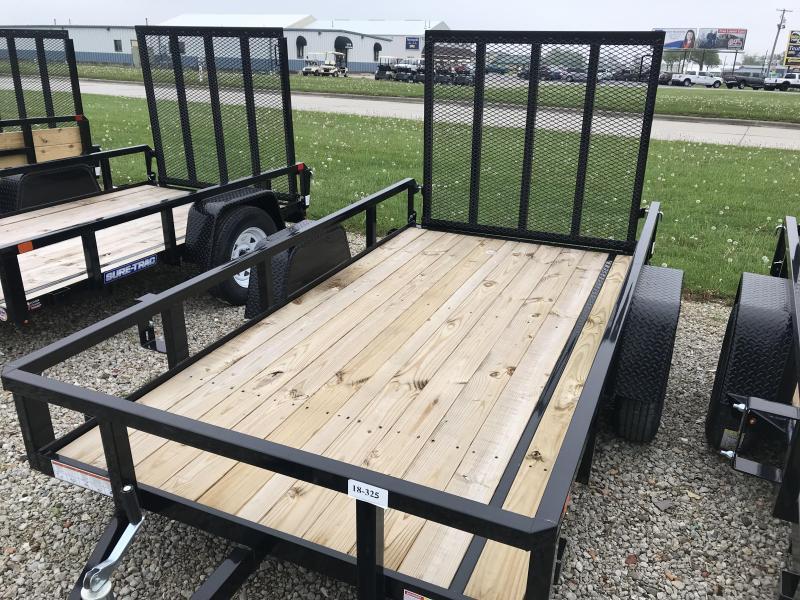 2019 Sure-Trac ST6210TA-B-030 Utility Trailer