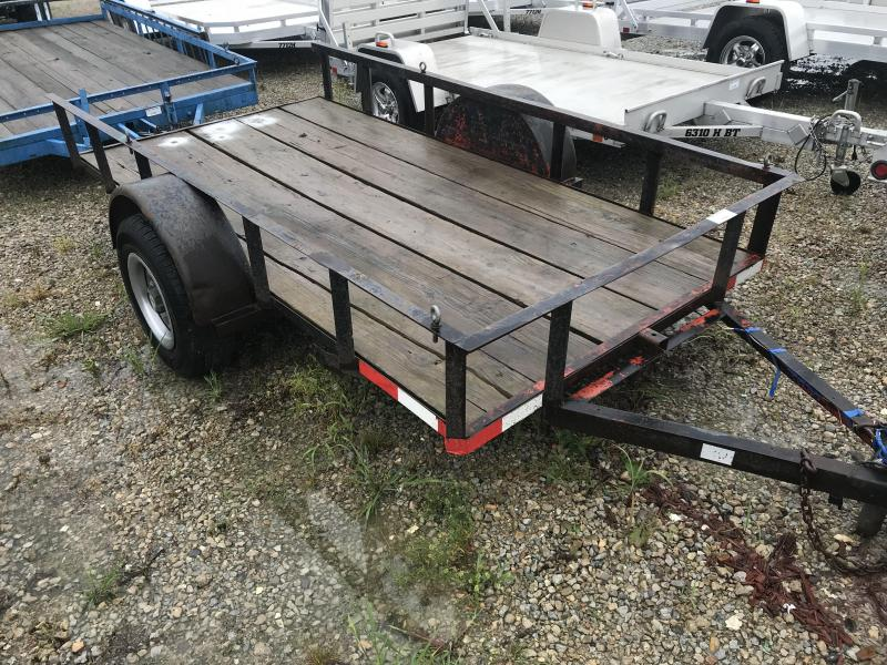 1997 Other 5x10 Utility ATV Trailer
