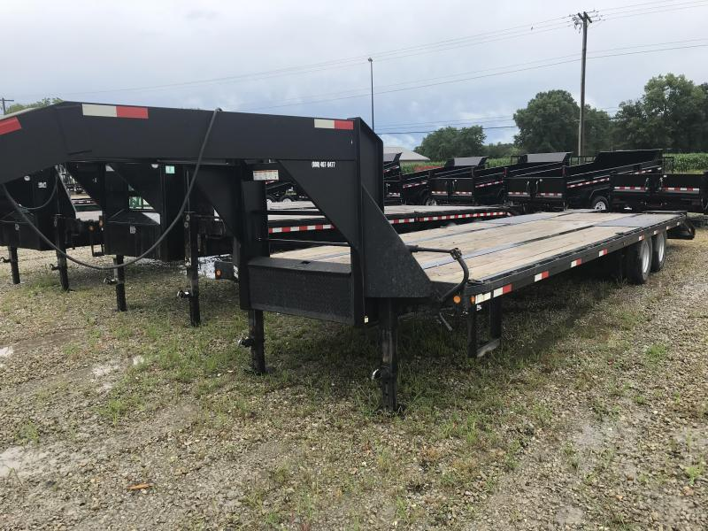 2010 Sure-Trac 85x275 Equipment Trailer