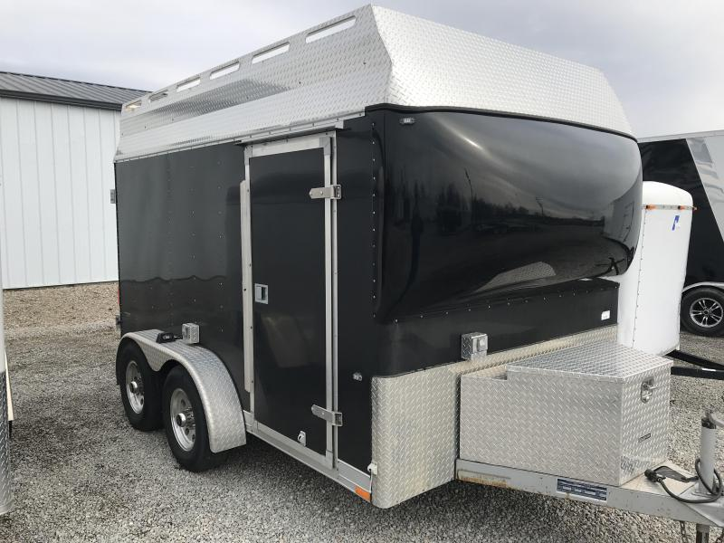 2003 Wells Cargo 7X12 Enclosed Enclosed Cargo Trailer