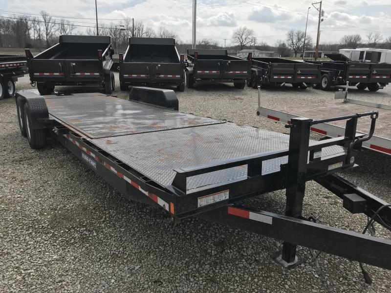 2016 Sure-Trac ST82186 Tilt Equipment Trailer