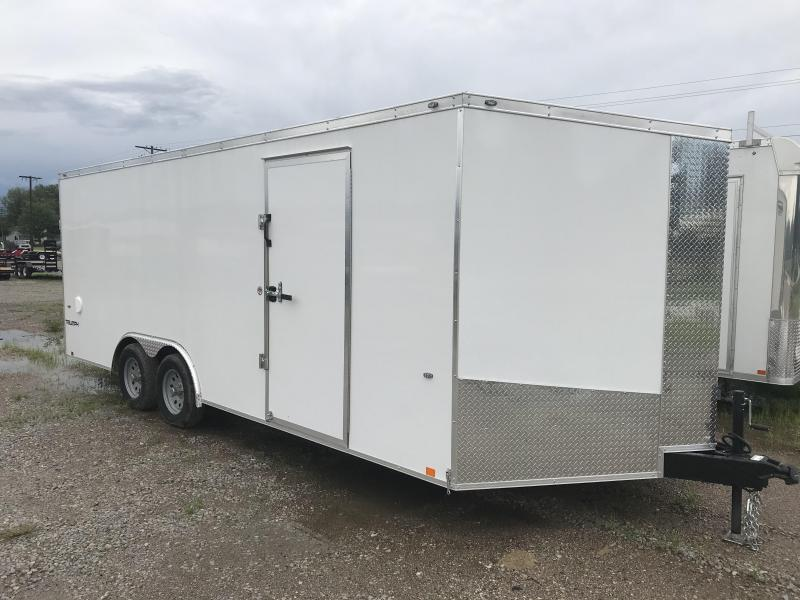 2019 Formula Trailers Formula 85x20 Enclosed Cargo Trailer