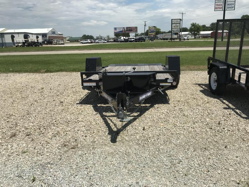 2019 Sure-Trac 78 x 12 Tilt Bed Equipment 9.9K