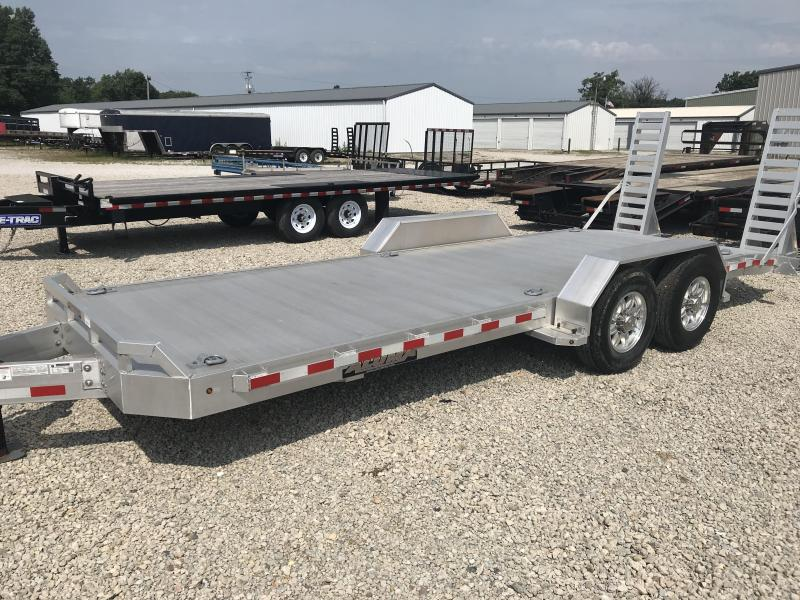 "2017 Aluma 19""x248"" Model TR-8220-14K Equipment Trailer"