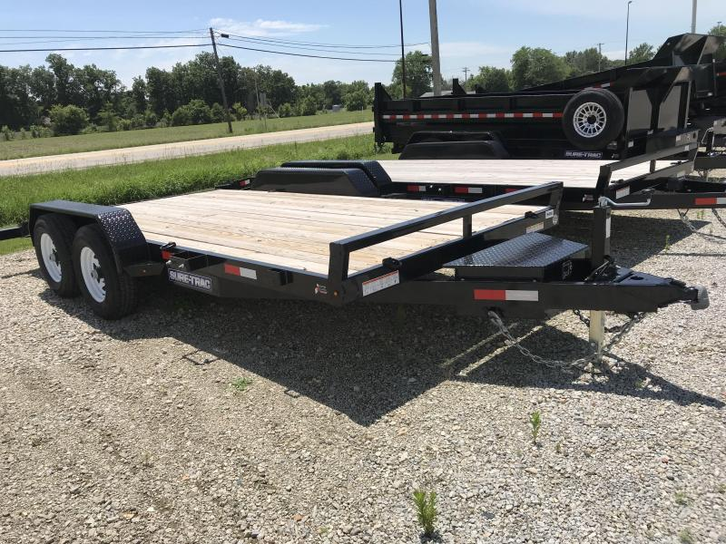 2019 Sure-Trac 7 x 16 C-Channel Car Hauler 10k