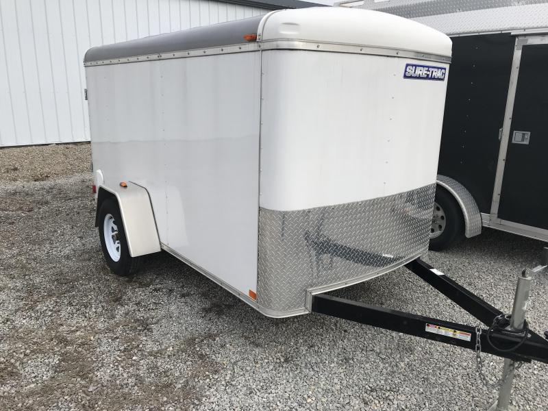 2015 Sure-Trac RT5x10 Enclosed Enclosed Cargo Trailer