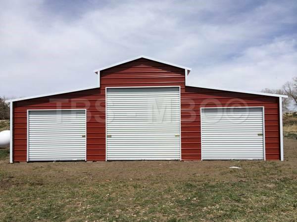 36x40 Barn / Garage #B038