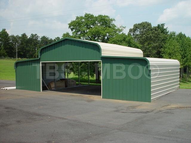 48X20 Barn / Carport #B023