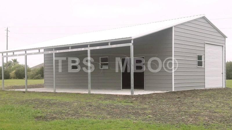 BARN HOUSE 960SQ.FT BH#004