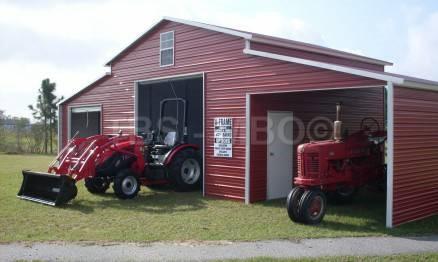 42x25 Barn / Garage #B030