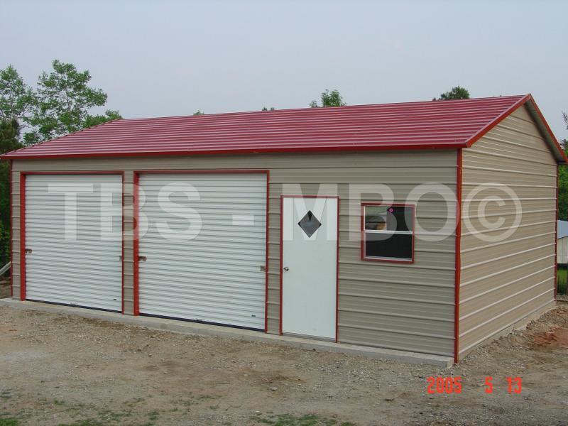 24X30X9 Garage / Shop #G005