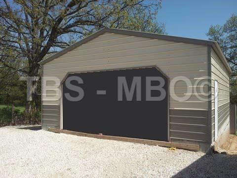 24x30x9 Garage #G071