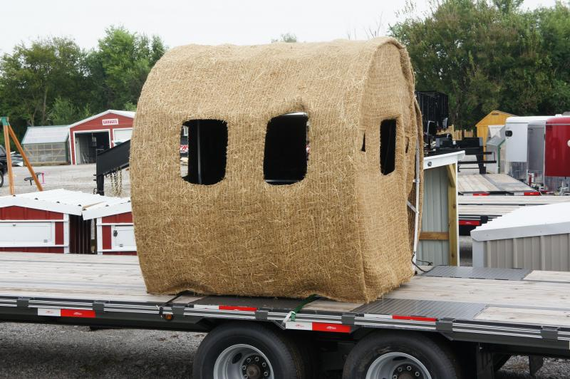 Sportsman Bale Blind